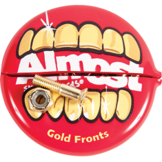 "ALM GOLD NUTS & BOLTS 7/8""ALLEN HARDWARE SET"
