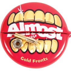 "ALM GOLD NUTS & BOLTS 1""ALLEN HARDWARE SET"
