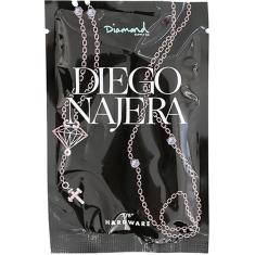 "DIAMOND DIEGO NAJERA 7/8"" ALLEN ROSE GOLD HARDWARE"