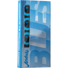 ANDALE BLUES BEARINGS SINGLE SET BLUE/BLK