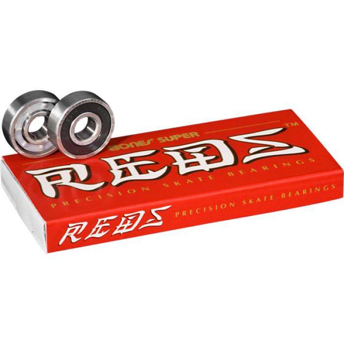 BONES SUPER REDS (SINGLE SET) BEARINGS
