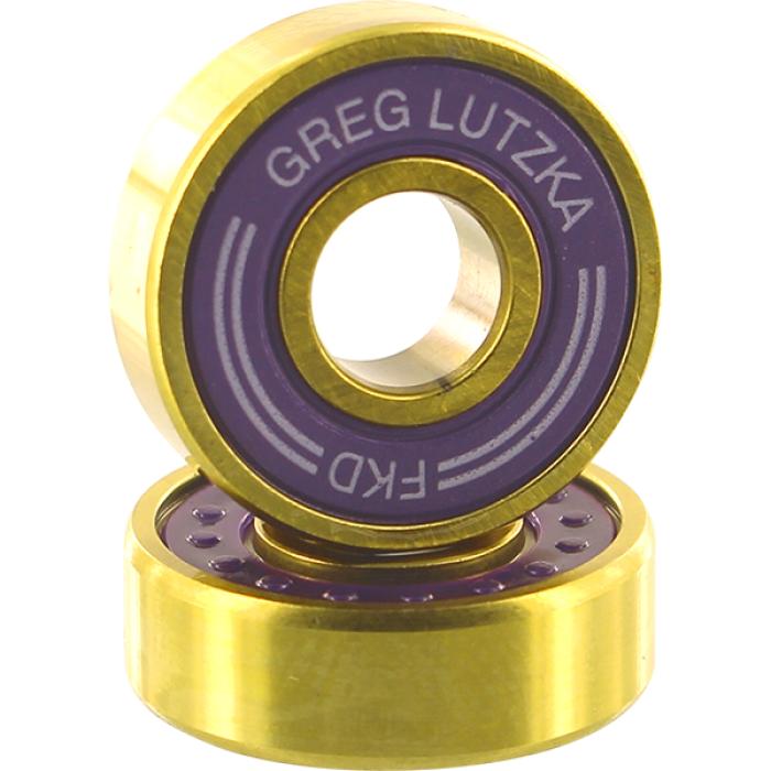 FKD LUTZKA PRO GOLD BEARING SET PUR/GOLD