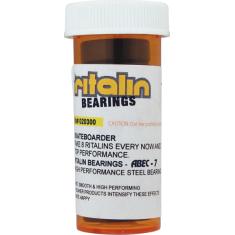 RITALIN ABEC-7 GOLD BEARINGS ppp