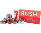 RUSH ABEC-7 BEARINGS W/SPACERS ppp