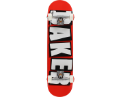 BAKER BRAND LOGO COMPLETE-8.0 RED/WHT/BLK