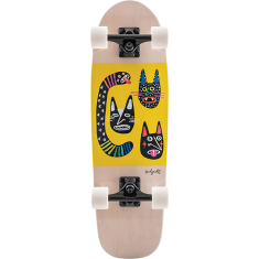 LYZ DINGHY BLUNT WILD CATS COMPLETE-8.6x28.5
