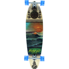PUNKED KICKTAIL COMPLETE-9.75x40 WAVE SCENE ppp