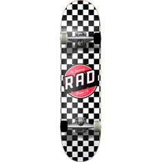 RAD CHECKER 2 COMPLETE-7.75 BLK/WHT