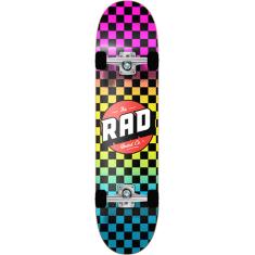 RAD CHECKER 2 COMPLETE-7.75 NEON FADE