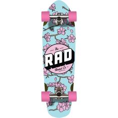 RAD CALI CRUISER COMP-9.1x32 PINK/BLU
