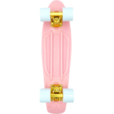"""SWELL 22"""" COMPLETE CORAL PINK/GOLD/WHT"""