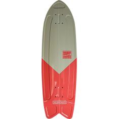 "ALUMINATI SUMMER SURF FISH DECK-8.12x28"" V-CUT"