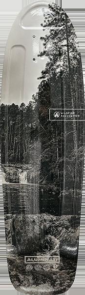 "ALUMINATI WILDFIRE JERRY DECK-8.12x28"""