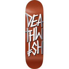 DW DEATHSTACK DECK-8.75 PEARL/COPPER