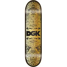 DGK CALAVERAS DECK-8.06 FOIL