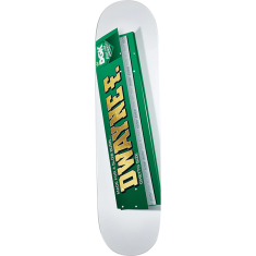 DGK FAGUNDES ROLLING PAPERS DECK-7.8