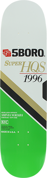 5BORO NOHARA VHS DECK-8.0