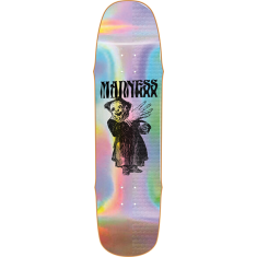 MADNESS BACK HAND DECK-8.5 HOLOGRAPHIC r7
