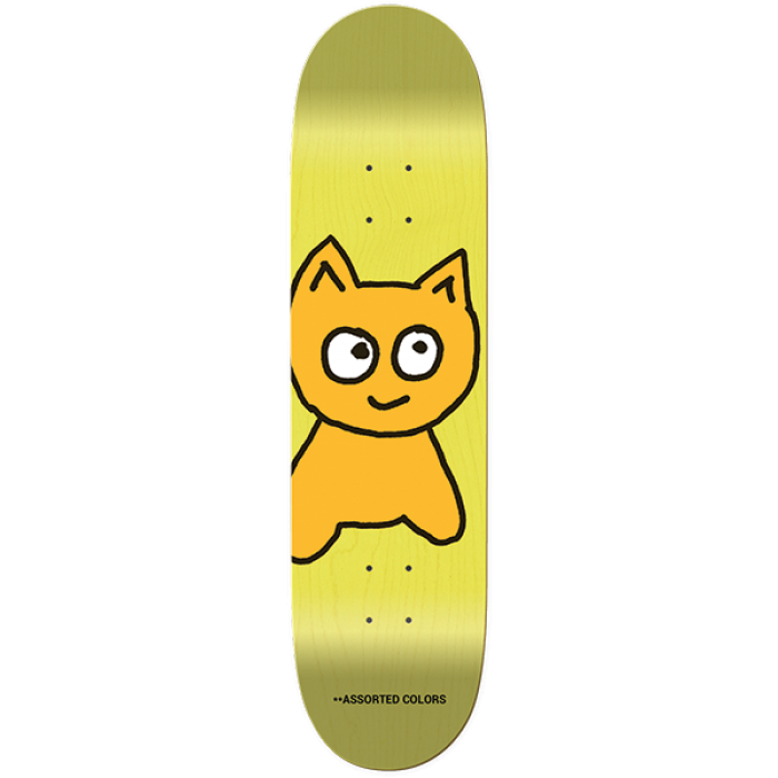 MEOW BIG CAT DECK-8.5 ASSORTED STAINS