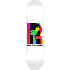 REAL ECLIPSING DECK-7.68 WHITE