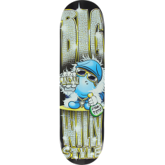 WI BIG WILLY STYLE DECK-8.1
