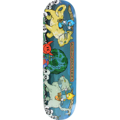 WI CATS JOUSTING DECK-8.25