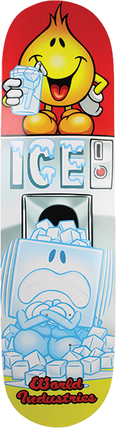WI ICE CUBE WILLY DECK-8.25