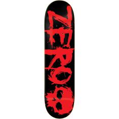 ZERO BLOOD DECK-8.0 BLK/RED