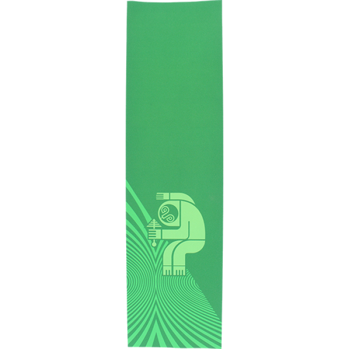 DARKROOM GRIP SHEET SLOTH VORTEX GREEN