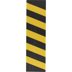 FKD GRIP SINGLE SHEET CAUTION YELLOW/BLACK