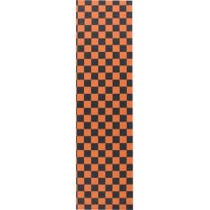 FKD GRIP SINGLE SHEET CHECK ORANGE/BLK