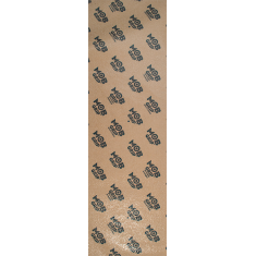 MOB SINGLE SHEET 10x33 CLEAR GRIPTAPE