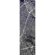 MOB STREETS GRIP BLK/WHT 1pc