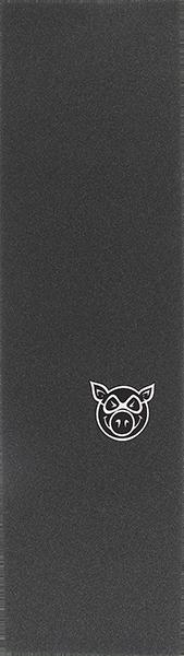 PIG GRIP SHEET HEAD LOGO BLACK/WHT