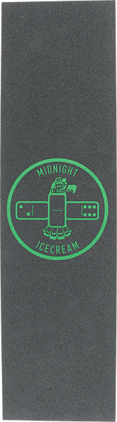 MIDNIGHT ICE CREAM THUNDERBIRD GRIP GRN 1pc
