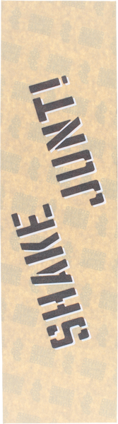 SJ SINGLE SHEET CLEAR GRIP 9x33 CLEAR/BLK