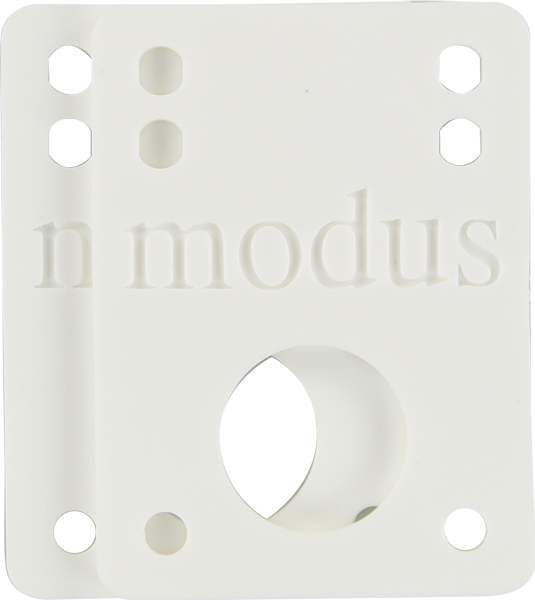 "MODUS RISER PAD SET 1/8"" WHITE"