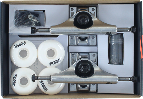 INS COMPONENT PACK 4.75 RAW/RAW w/52mm WHITE
