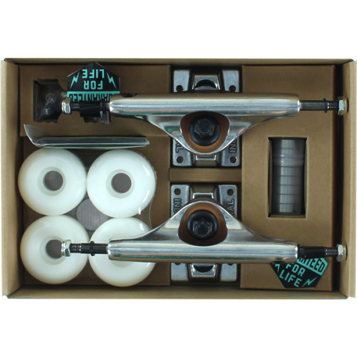 INS COMPONENT PACK 5.25 RAW/RAW w/52mm WHITE