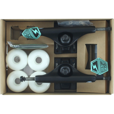 INS COMPONENT PACK 5.25 BLK/BLK w/52mm WHITE