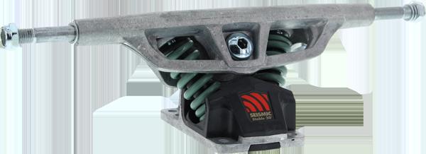 SEISMIC G5 180mm/30ø MED SPRING HOLLOW AXLE-RAW