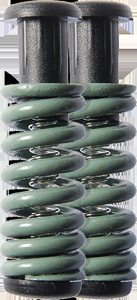 SEISMIC G5 SPRINGS MEDIUM-GREEN 2pcs