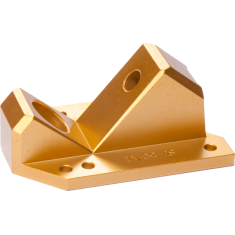 SZ RKP BASE PLATE 50ø GOLD 1pc sale