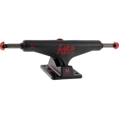 SILVER M-HOLLOW 7.75 SLAY BLK/BLK/RED