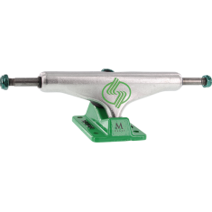 SILVER M-HOLLOW 8.0 POLISHED/GREEN