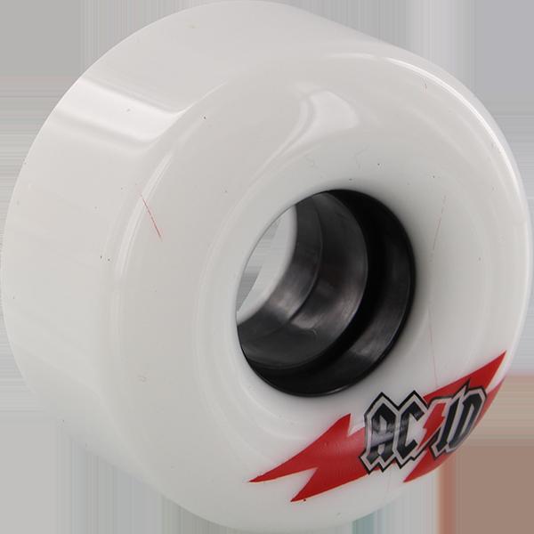 ACID FUNNER SKATERAID 54mm 86a WHITE