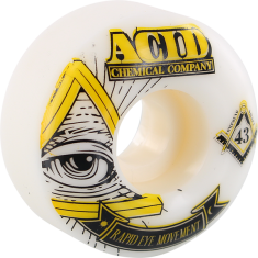 ACID REM PYRAMID 52mm 99a WHT