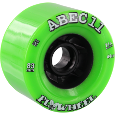 ABEC11 FLYWHEELS REFLY 83mm 74a LIME/BLK