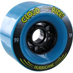 CLOUD RIDE! HURRICANE CRUISER 90mm 78a BLUE