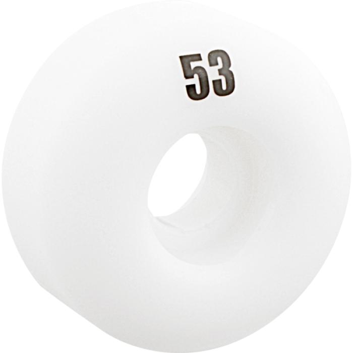 ESSENTIALS WHITE 53mm  ppp